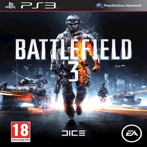 Image of Battlefield 3 - PS3 (5030935112979)