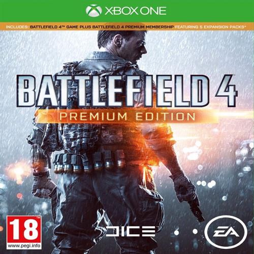 Image of Battlefield 4 premium edition, PS4 (5030949117717)