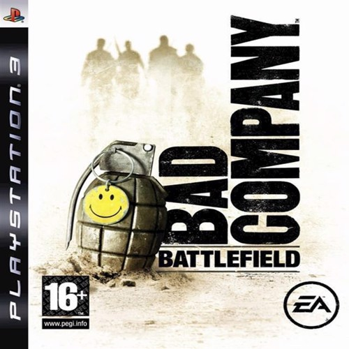 Image of Battlefield Bad Company - PS3 (5030930061425)