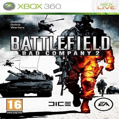 Image of Battlefield Bad Company 2 TWO - Xbox (5030943075839)