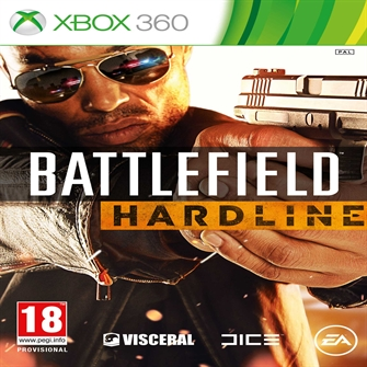 Image of   Battlefield Hardline - PS4
