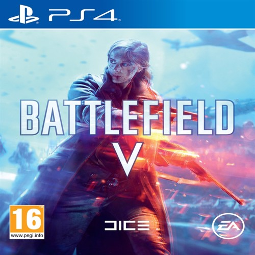 Image of battlefield 5 Xbox one (5030931122262)