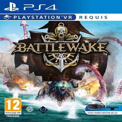 Image of Battle wake PSVR, PS4