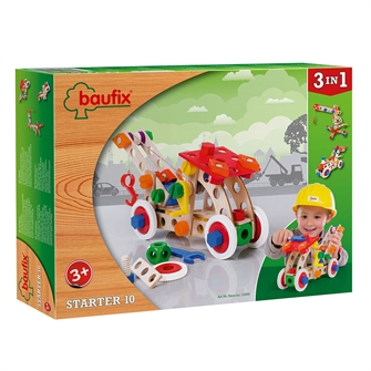 Image of Baufix Start byggesæt 75 dele (9003150103004)