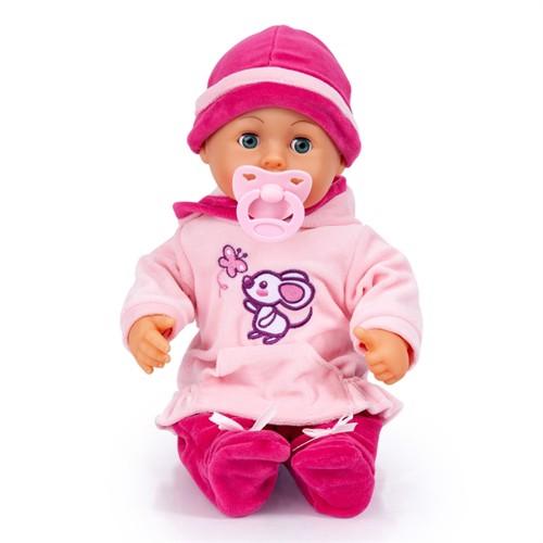 Image of Bayer baby dukke 38 cm, babys første ord (4003336407372)