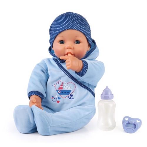 Image of Bayer Dukke 46 Cm, Baby Dreng (4003336946833)