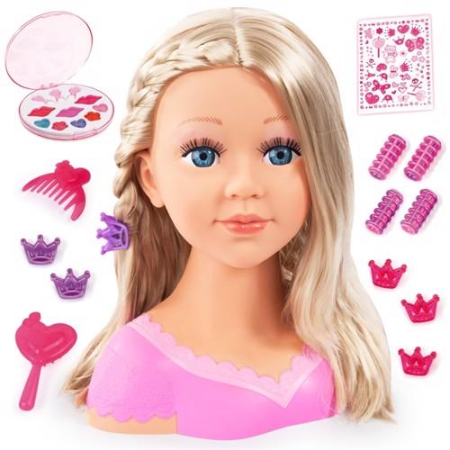Image of Bayer sminkehoved Charlene kosmetik (4003336900880)