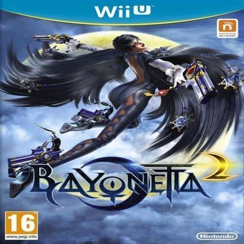 Image of Bayonetta 2 (0045496421489)