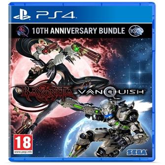 Image of Bayonetta & Vanquish 10th Anniversary Bundle PS4
