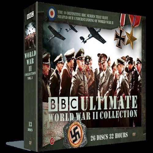 Image of BBC Ultimate World War II Collection DVD (5709165444227)
