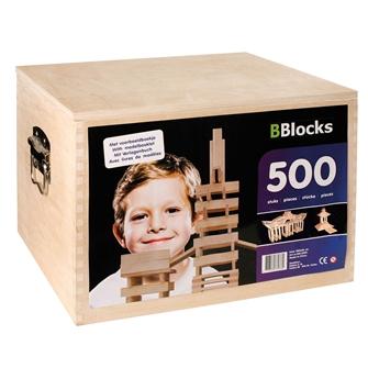 Image of BBlocks coffin, 500 PCs. (8718182370331)