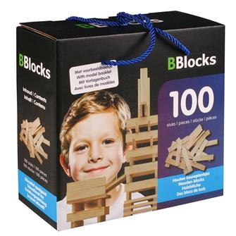 Image of BBlocks construction boards, 100 PCs. (8718182370409)