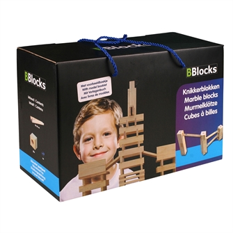 Image of BBlocks Marble Court Blocks (8718182370447)