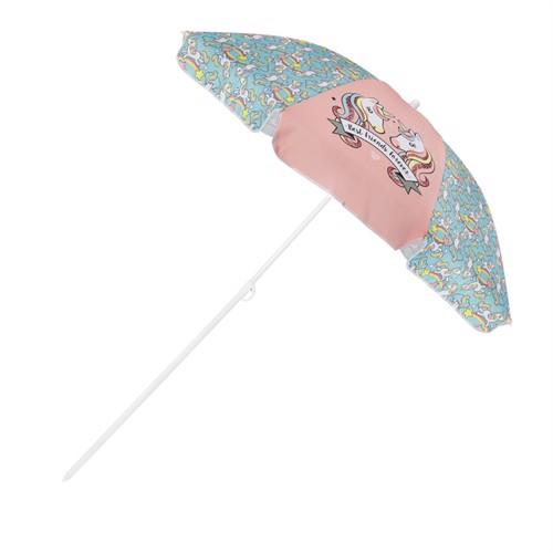 Image of Strand paraply, enhjørning