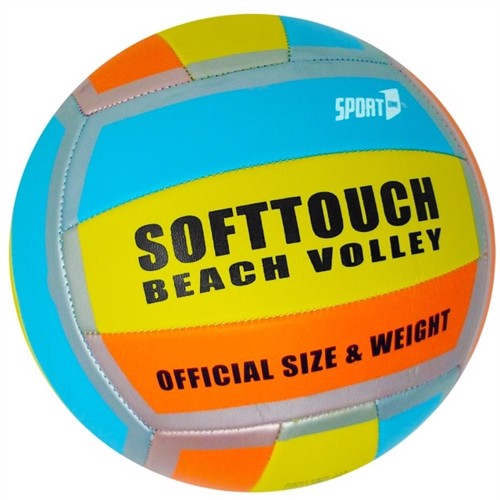 Image of Beach Volleyball ''Soft Touch'', Str 5 (8005586203847)