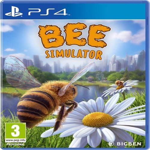 Image of Bee simulator, PS4