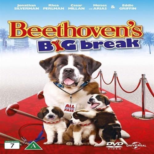Image of Beethovens 6th Big Break DVD (5053083023072)