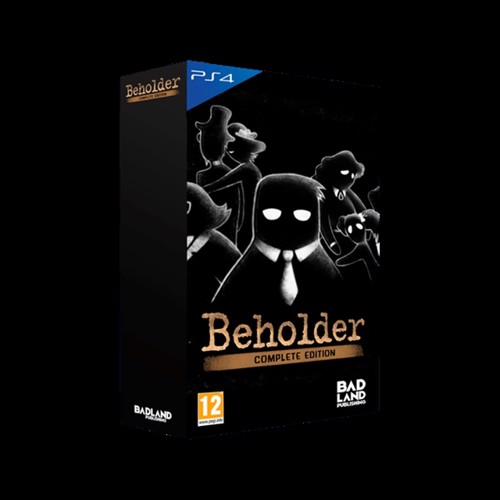 Image of Beholder (Complete Edition) - PS4 (8436566141840)