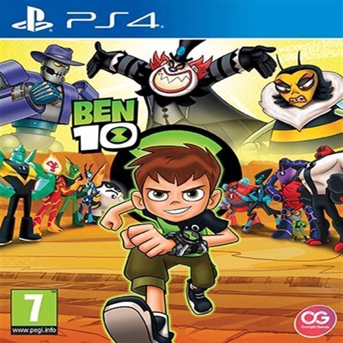Image of   Ben 10 - PS4