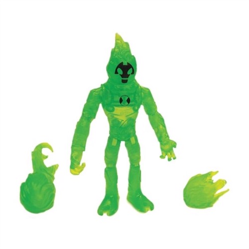 Image of Ben 10 Basis figur heatblast