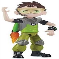 Ben 10 - Basic Figures - Jet Pack Ben