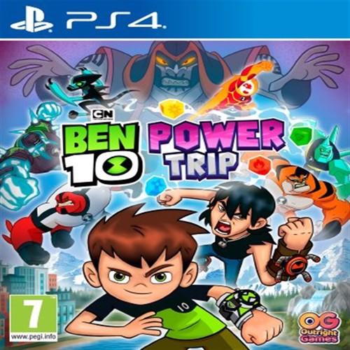 Image of BEN 10: Power Trip - Nintendo Switch (5060528033435)