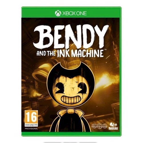 Image of Bendy and the Ink Machine (5016488132169)