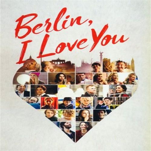 Image of   Berlin, I Love You, DVD