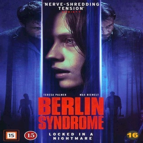 Image of Berlin Syndrome DVD (5053083123499)