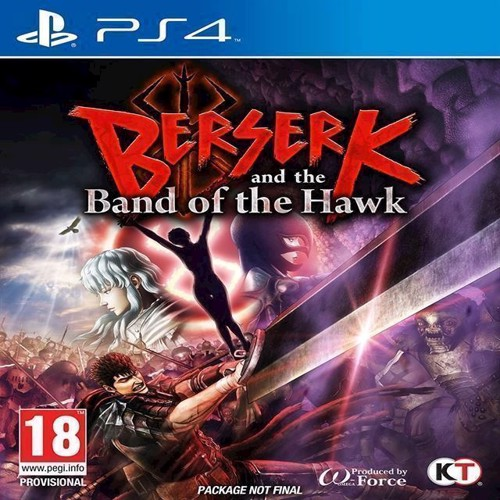 Image of   Berserk and the Band of the Hawk - PS4