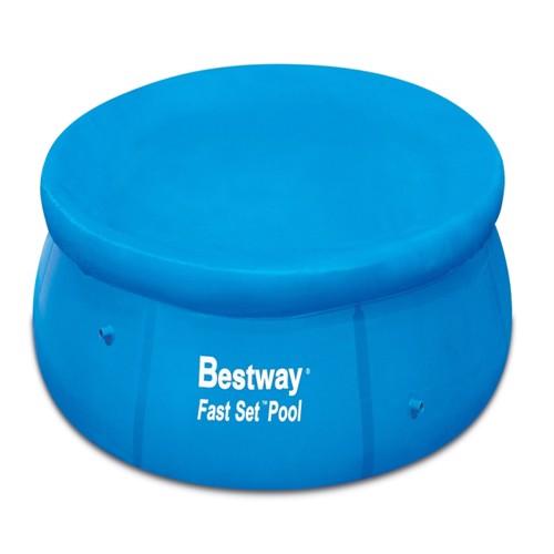 Image of Bestway Fast Set Pool Overdækning 244 Cm