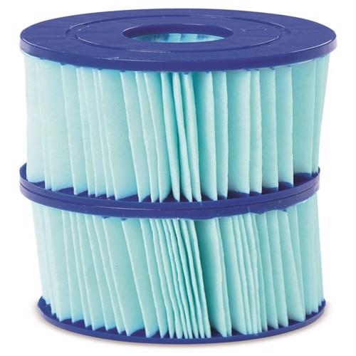 Image of Bestway Filterpatron 1 Antibakteriel, 2 Stk