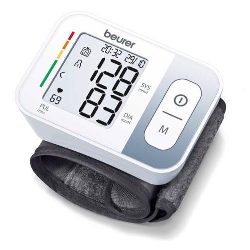Image of Beurer BC 28 Wrist Blood Pressure Monitor (4211125650445)