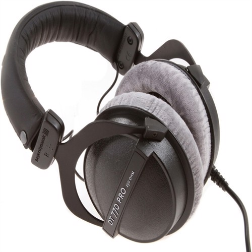 Image of   Beyer Dynamic Dt770 Pro 250 Ohms Headphones