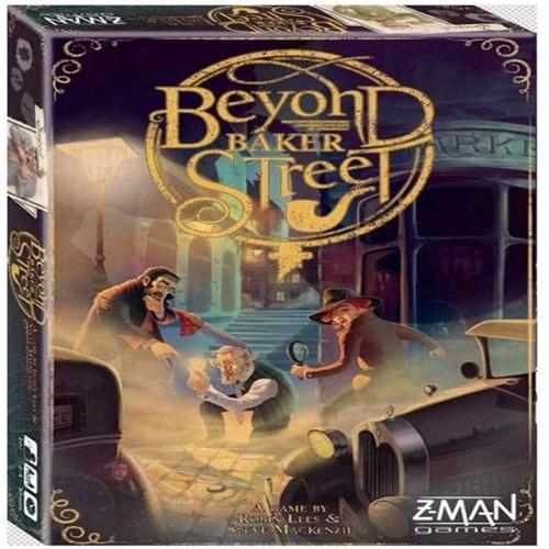 Beyond Bakerstreet - Brætspil (engelsk)