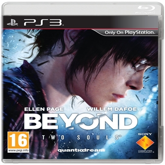 Image of Beyond Two Souls - PS3 (0711719242468)