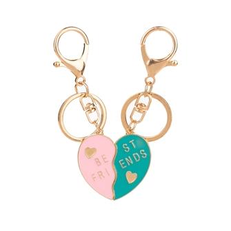 Image of BFF Keychain Broken Heart (8715973135360)