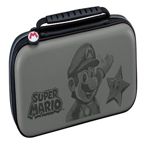 Image of Big Ben Nintendo Switch Official rejse etui Mario, grå (0663293110681)