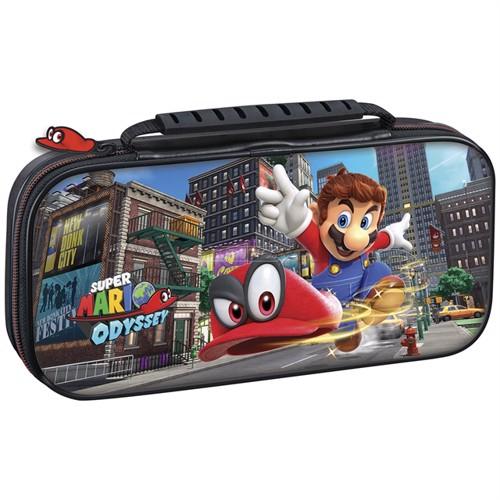 Image of Big Ben Nintendo Switch Official rejse etui Mario Odyssey (0663293109579)
