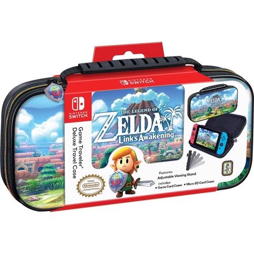 Image of Big Ben Nintendo Switch Official rejse etui Zelda: Link's Awakening (0663293111039)