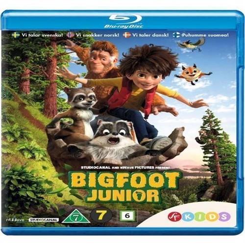 Image of Bigfoot Junior Blu-ray (7333018010031)