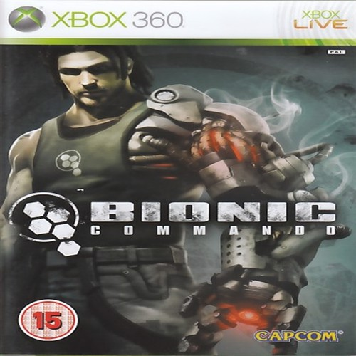 Image of   Bionic Commando - PS3