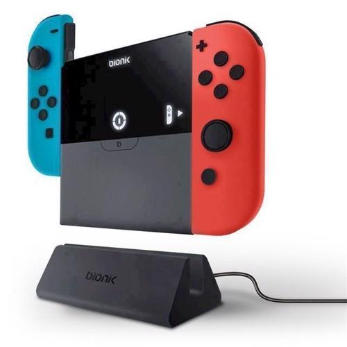 Image of Bionik Power Plate Portable Power System Nintendo Switch (0845620090167)