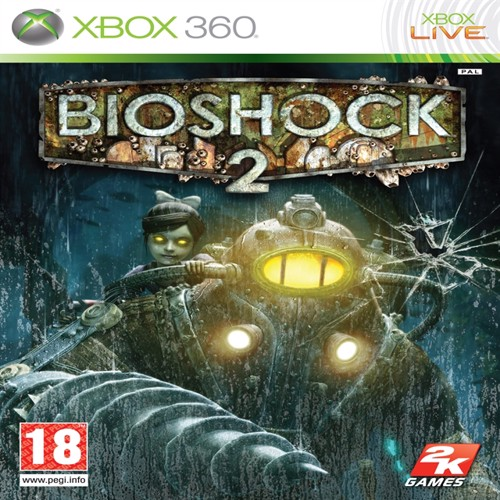 Image of Bioshock 2 - PS3 (5026555402392)