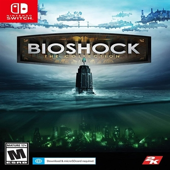 Image of   BioShock The Collection - PS4