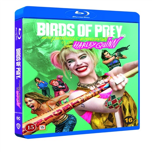 Image of Birds Of Prey - Blu-ray (7340112752149)