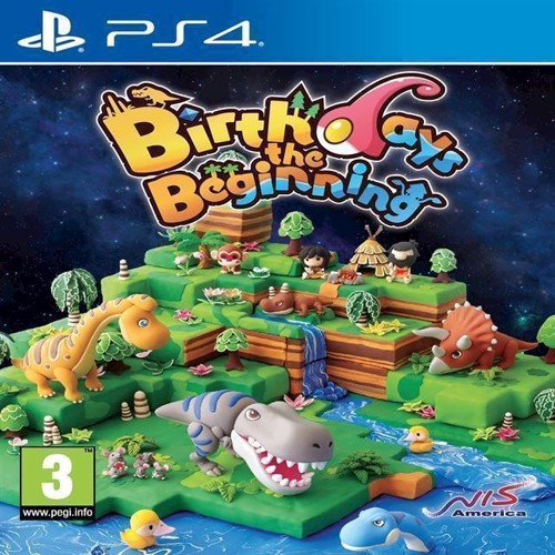 Image of   Birthdays The Beginning - PS4