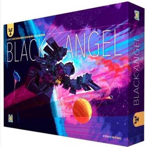 Image of Black Angel - Boardgame (engelsk) (3558380065340)