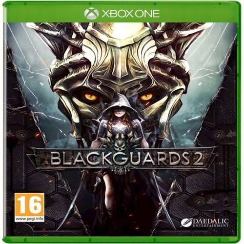 Image of   Blackguards 2 Limited Day One Edition - PS4