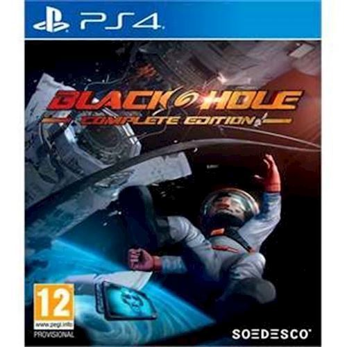 Image of Blackhole Complete Edition - PS4 (8718591185533)